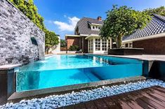 Swimming Pool Decorating Ideas Best Of Pool Besf Ideas Swimming Pool Design with Easy Set Pools Pool. Garden Swimming Pool, Swiming Pool, Luxury Swimming Pools, Gunite Pool, Indoor Swimming, Inground Pool Designs, Backyard Pool Designs, Swimming Pool Designs, Backyard Ideas