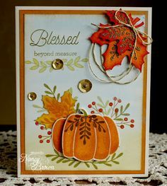 Creatively Artsy Card Gallery: Joyful Stars September Blog Hop