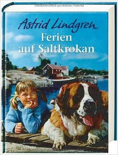 """How many times have I lend it from our local library? Not enough, that is for sure, for this cover still gets me excited. This picture screams summer! """"Samen op het eiland zeekraai"""" by Astrid Lindgren from Sweden. Best Books To Read, Good Books, My Books, Film Books, Book Authors, My Childhood Memories, Sweet Memories, Vintage Children's Books, Children's Literature"""