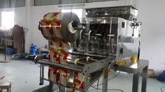 VFFS oat packing machine automatic pouch packaging machinery