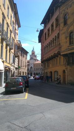 Modena / Corso Canalchiaro - Piazza Grande