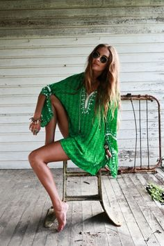 boho glam – exactly the way we want to spend our afternoons in august.