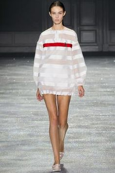 Moncler Gamme Rouge Spring 2015 Ready-to-Wear Fashion Show: Complete Collection - Style.com