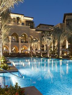 #PalaceHotel Down town,Dubai with exciting facilities such as spa,swimming pool,wellness centre.