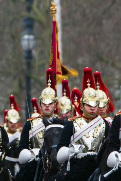 Horse Guards, Hyde Park, London
