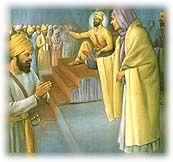 Mata Sahib Kaur-Because of her purity, Guru Gobind Singh declared that Sikhs should consider Mata Sahib Kaur as the spiritual mother of the Khalsa.