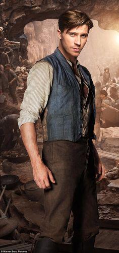Pan (2015) Garrett Hedlund as Hook