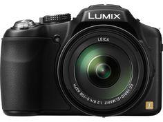 Panasonic DMC-FZ200K - LUMIX FZ200 12.1 Megapixel Digital Camera