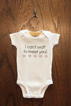 Pregnancy Reveal to Grandparents Baby by sweetteasundries on Etsy