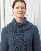 Lang og lækker sweater - - Familie Journal