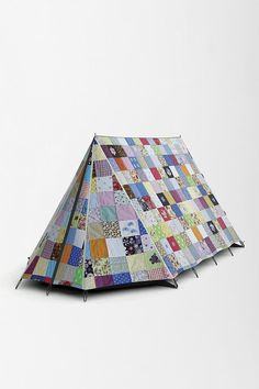 Field Candy Patchwork Tent