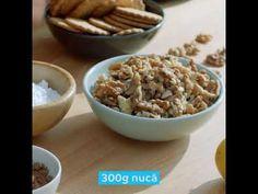 Rețetă de colivă - YouTube Cereal, Youtube, Oatmeal, Grains, Pudding, Restaurant, Breakfast, Recipes, Food