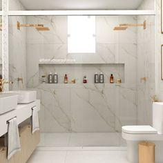 Bathroom Design Luxury, Modern Bathroom Design, Bad Inspiration, Bathroom Inspiration, Bathroom Renos, Dream Bathrooms, House Rooms, Home Deco, House Design