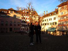 Sankt Peterhofstatt, November, 17.45h Zurich, Switzerland, November, Street View, November Born