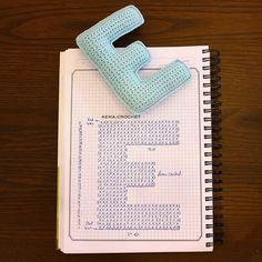 . . أنت قابل للنسيان، كـ أي شيءٍ آخر.. مالم تترك خلفك ذكرى في جبين الحياة. . #letters_crochet