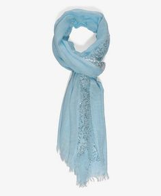 Sequined Mesh Scarf | FOREVER 21 - 1000049720
