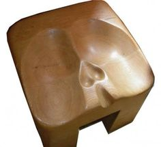 Scottish Mans Bar stool