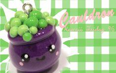 tutorial: miniature kawaii cauldron