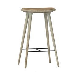 Natural Soap Oak Space Stools | Mater | HORNE