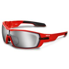 Koo Open Sunglasses - Red (ph-206224) at Cycling Bargains Cycling Sunglasses, Oakley Sunglasses, Merlin Cycles, Prescription Lenses, Cool Suits, Ph, Bicycle, Stuff To Buy, Bicycle Kick