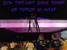 The Twilight Zone Tower of Terror 10-Miler Weekend! | Running at Disney | #runDisney #Tower10Miler