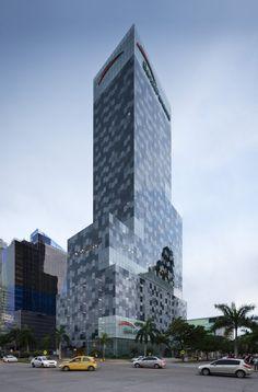 Banco de Panama, Herreros Architects