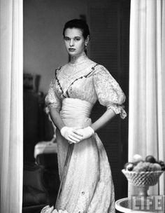 Gloria Vanderbilt by Gordon Parks