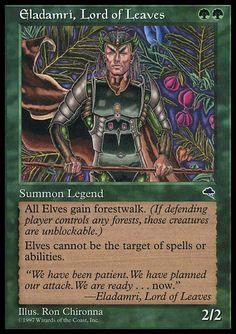 Eladamri, Lord of Leaves - Tempest