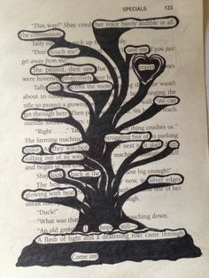 blackout poetry - Google Search