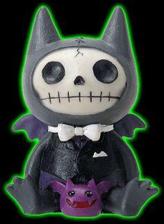 Furrybones Flappy Vampire Figurine