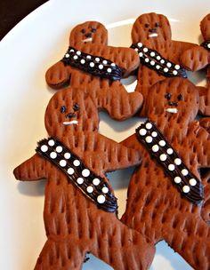 Wookie Cookies: Happy Star Wars Day!   Nifty Spoon