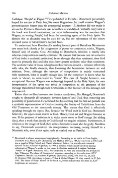 "Catharine Macedo, Between Opera and Reality: The Barcelona ""Parsifal"", Cambridge Opera Journal, Vol. Cambridge University, Music Theater, Free Reading, Reading Online, Opera, Barcelona, Books, Libros, Opera House"