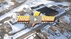 High Voltage Indoor Karting in Medina OH