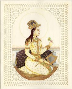 Mughal paintings of India are endless inspiration