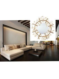 Imagine the Wak´a mirror on that wall #perfectcanvas