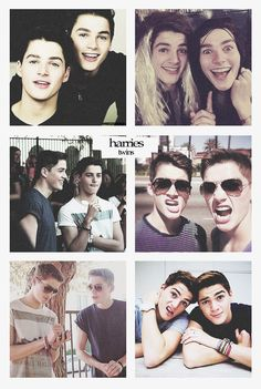 Harries Twins-recent obsession (not a crazy kind. just a minor one)