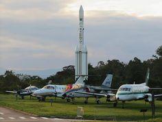 Memorial Aeroespacial Brasileiro, zona sudeste de São José dos Campos