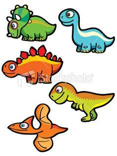 stock-illustration-12845640-cartoon-dinosaurs.jpg 286×380 pixels