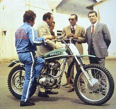 Ducati 450 R/T prototype