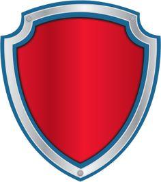 Logo Paw Patrol, Paw Patrol Party, Escudo Paw Patrol, Paw Patrol Decorations, Paw Patrol Cake Toppers, Cumple Paw Patrol, Event Themes, Dog Birthday, Cricut Creations