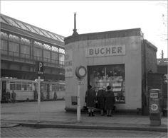 Poster DDR - Berlin, Schönhauser Allee 1968