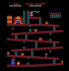 Donkey Kong coin op