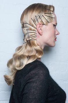 Kate Mara's Runway-Inspired Bobby Pins Might Be Your Next Hair ...