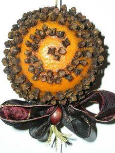 Magráta: Hřebíčkový pomeranč