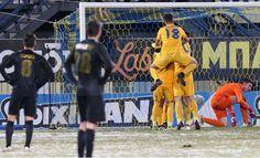 Άσπρα... χάλια η ΑΕΚ στην Τρίπολη! > http://arenafm.gr/?p=279439