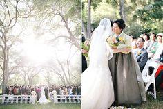 diana   edward | wedding | descanso gardens | los angeles // wedding ceremony