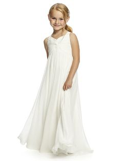 b7824a84aef online shopping for BHL V Neck Chiffon Long Junior Bridesmaid Dress Flower  Girl Dress from top store. See new offer for BHL V Neck Chiffon Long Junior  ...
