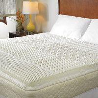 Whoah, memory foam mattress pad.... Joss and Main