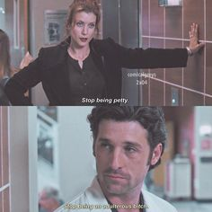 """119 Likes, 2 Comments - greys anatomy ☤ (@comicalgreys) on Instagram: """"☤ ↳ 2x04 """"deny, deny, deny"""" - ↳ I just started watching scandal and it's actually really good - ↳…"""""""