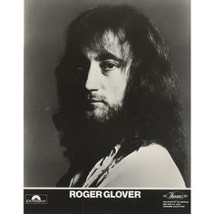 Roger Glover - Deep Purple Bass Player
